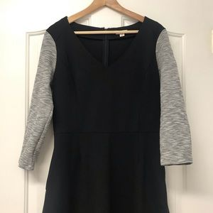 Merona Black Dress with Pockets